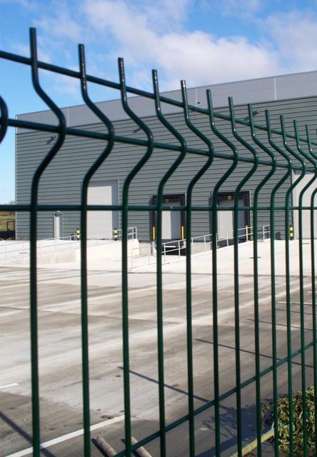 Panelne ograje debeline 4mm
